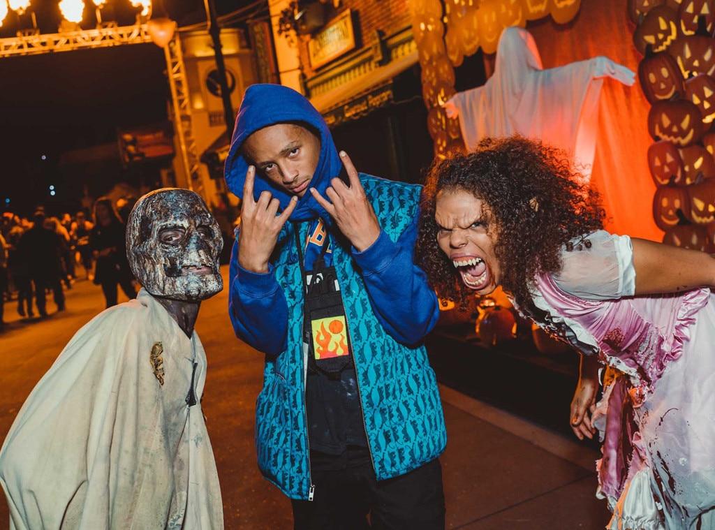 Stars Celebrate Halloween 2018