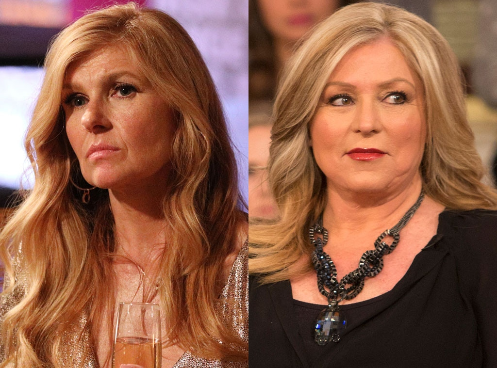 Connie Britton, Debra Newell