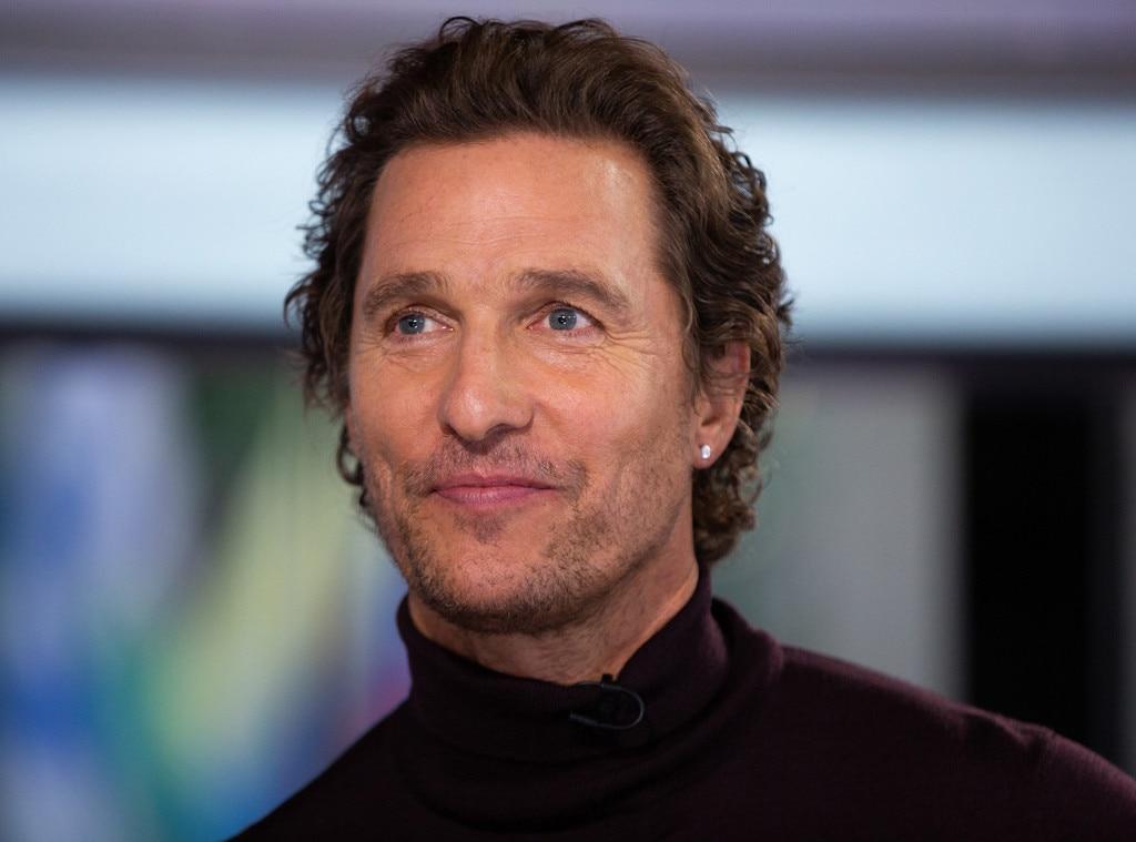 Matthew McConaughey biography