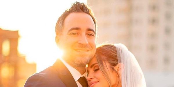 Danielle Fishel Wedding.Danielle Fishel S Wedding Includes A Boy Meets World Reunion E News