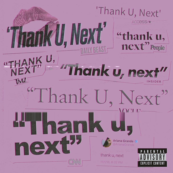 Ariana Grande, Thank U Next