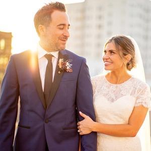 Danielle Fishel, Jensen Karp, Weddings