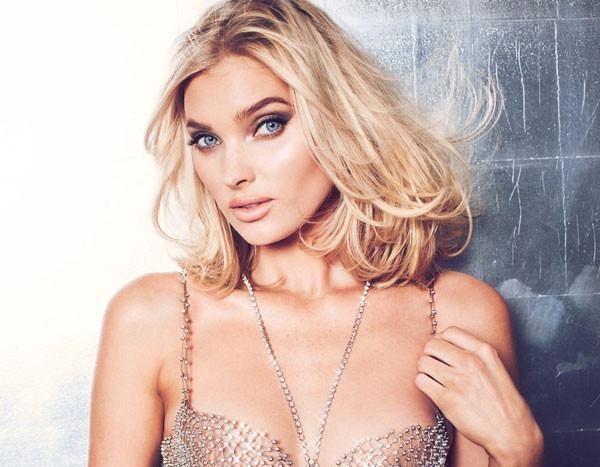 b4f783452d Elsa Hosk to Wear  1 Million Victoria s Secret Fantasy Bra