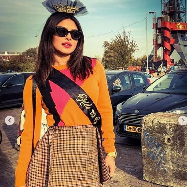 Priyanka Chopra, Bachelorette, 2018