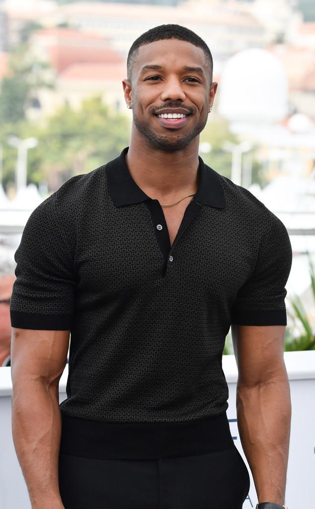 Michael B Jordan