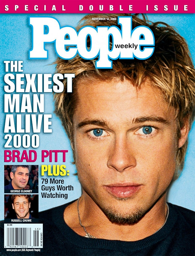Brad pitt sexiest man alive images 14