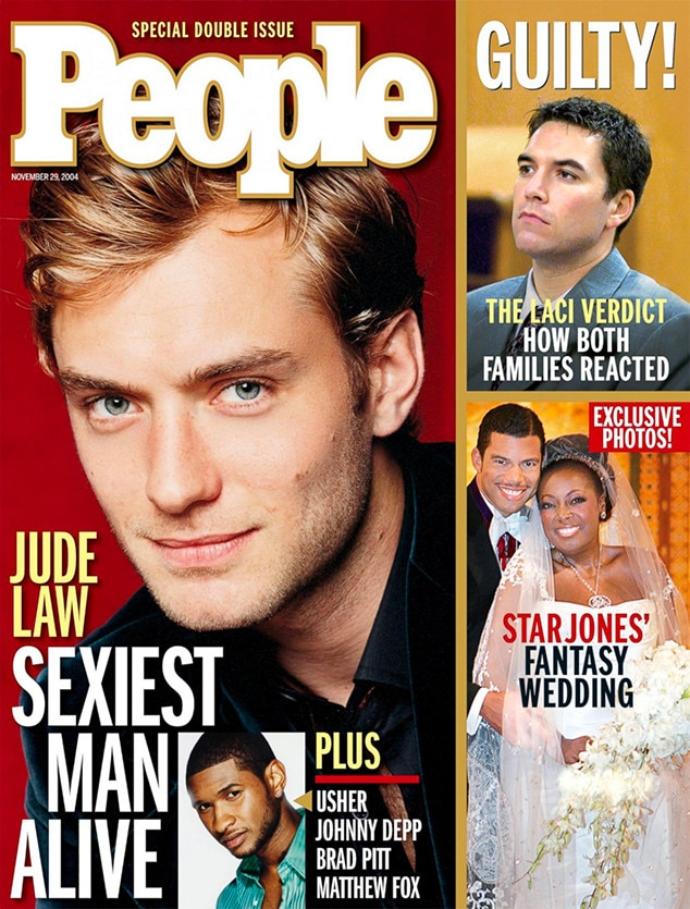 Jude Law, People, Sexiest Man Alive