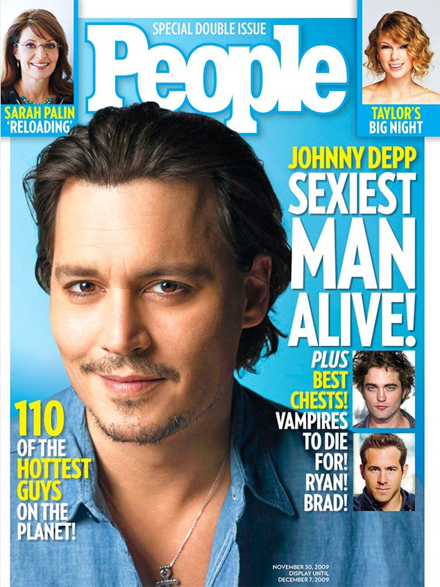 voted most sexiest man alive