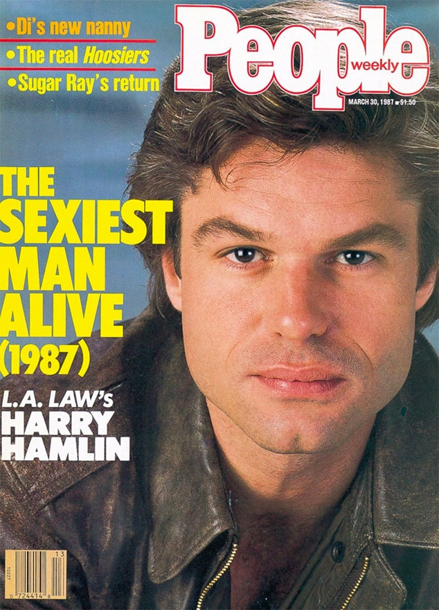 Harry Hamlin, People, Sexiest Man Alive