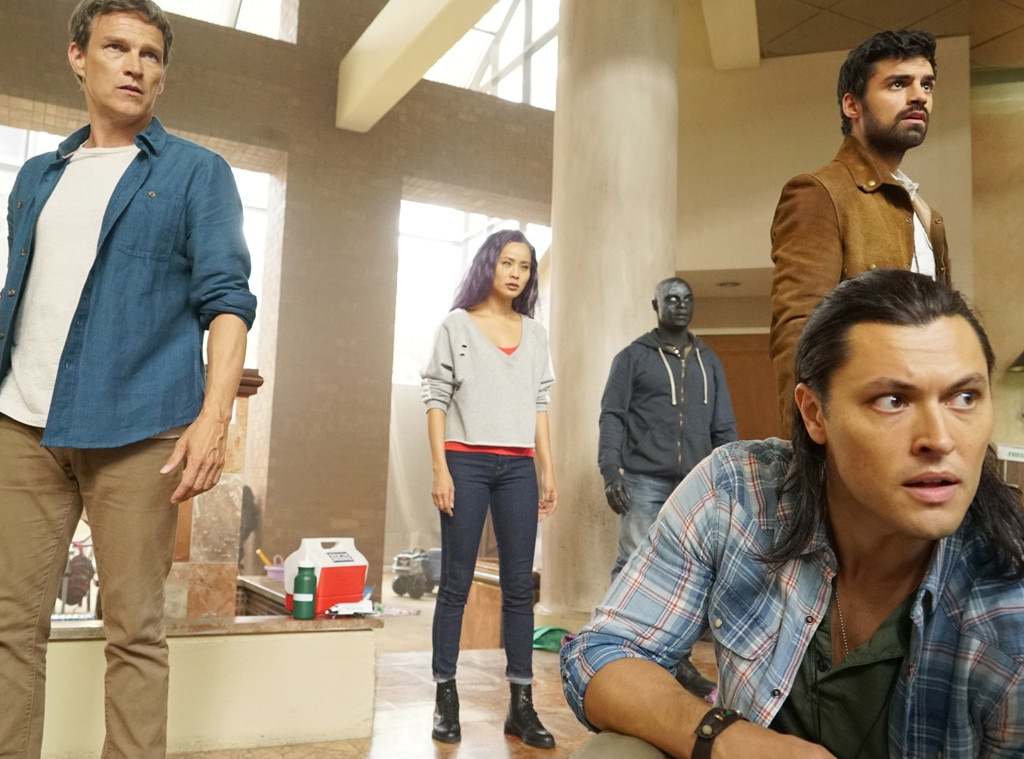 The Gifted : Canceled -  Fox has parted ways with the Marvel series after two seasons.