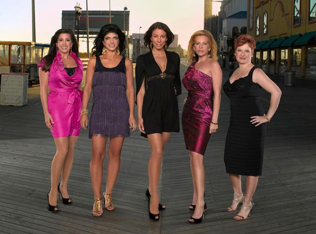 The Real Housewives of New Jersey, RHONJ, Season 1, Teresa Giudice, Danielle Staub