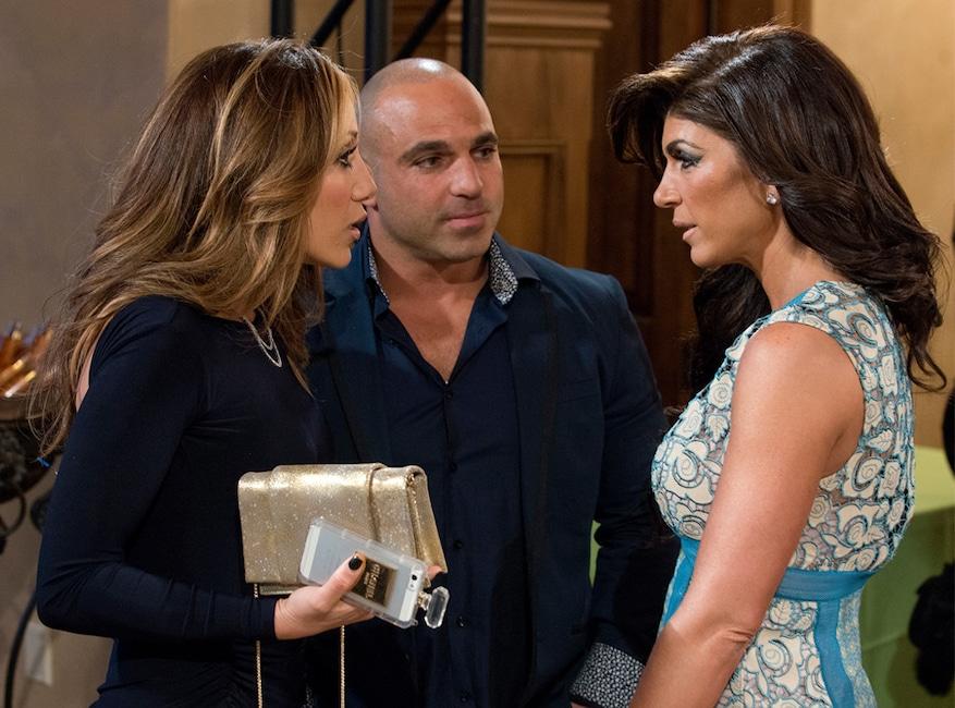The Real Housewives of New Jersey, RHONJ, Season 6, Teresa Giudice, Melissa Gorga, Joe Gorga