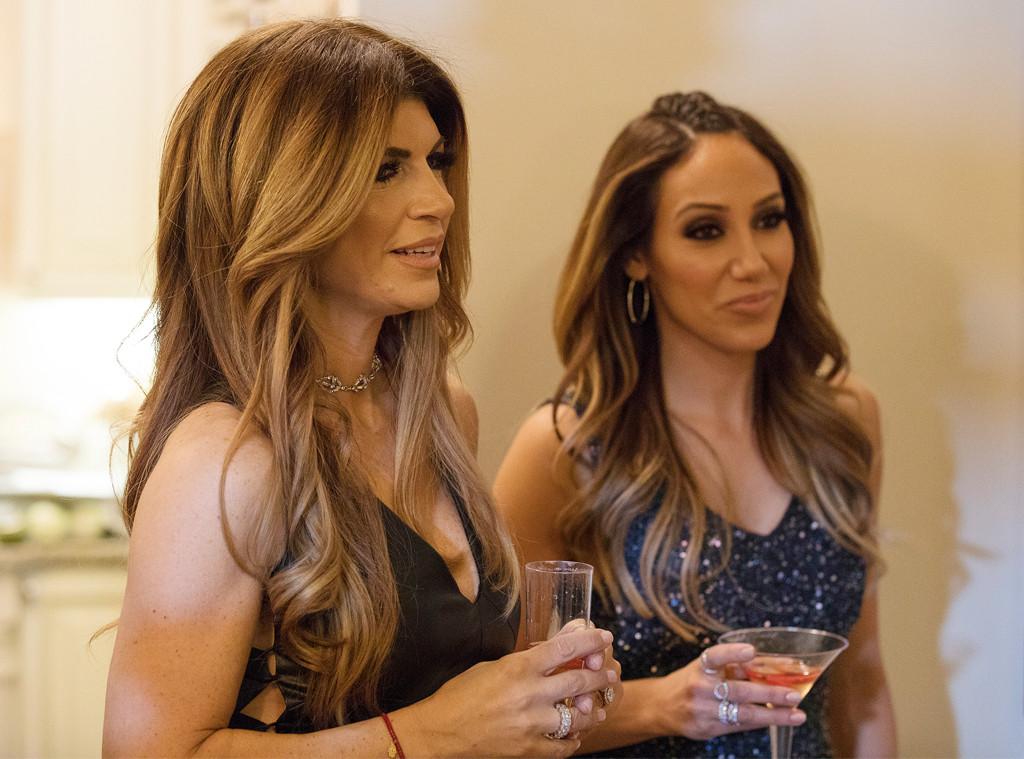 The Real Housewives of New Jersey, RHONJ, Season 8, Teresa Giudice, Melissa Gorga