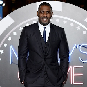 Idris Elba, Suit