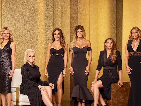 It's Another <i>The Real Housewives of New Jersey</I> Fight Between Teresa Giudice and Melissa Gorga</i>
