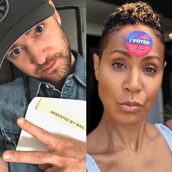 Celebs Voting, Vote, Instagram
