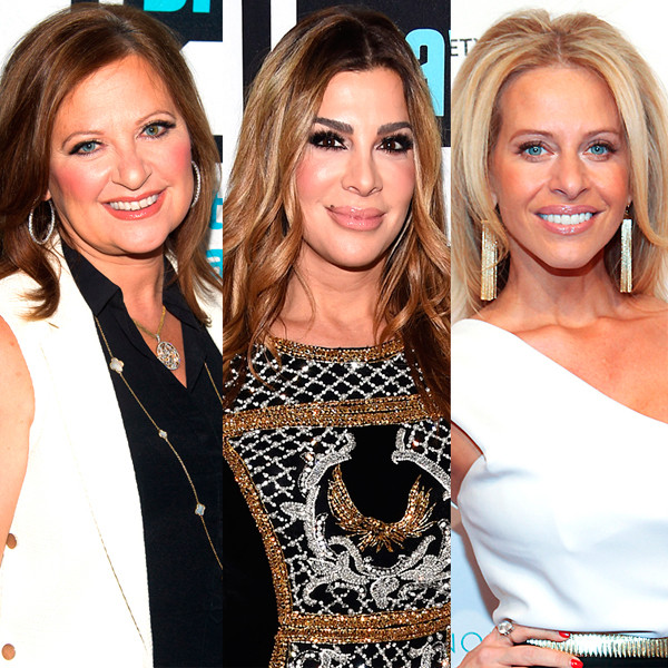 Jersey Real Housewives New The Real
