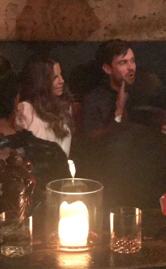 Kate Beckinsale, Jack Whitehall