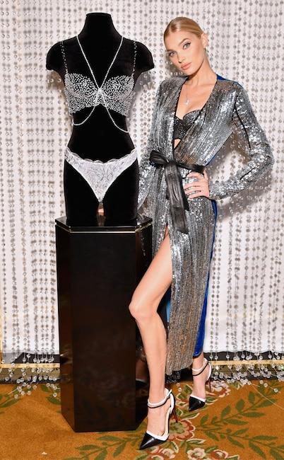 Elsa Hosk, Victorias Secret 2018 Dream Angels Fantasy Bra