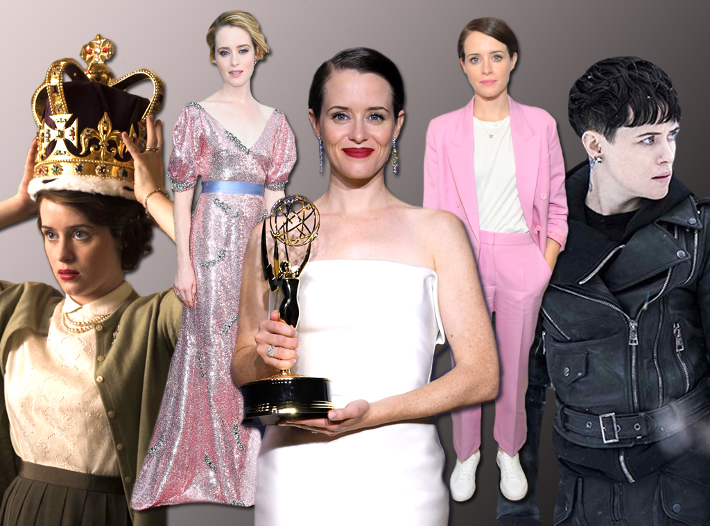 Claire Foy Collage