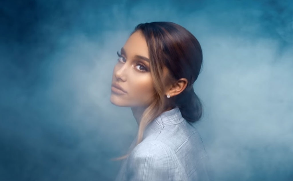 Ariana Grande, Breathin, Music Video