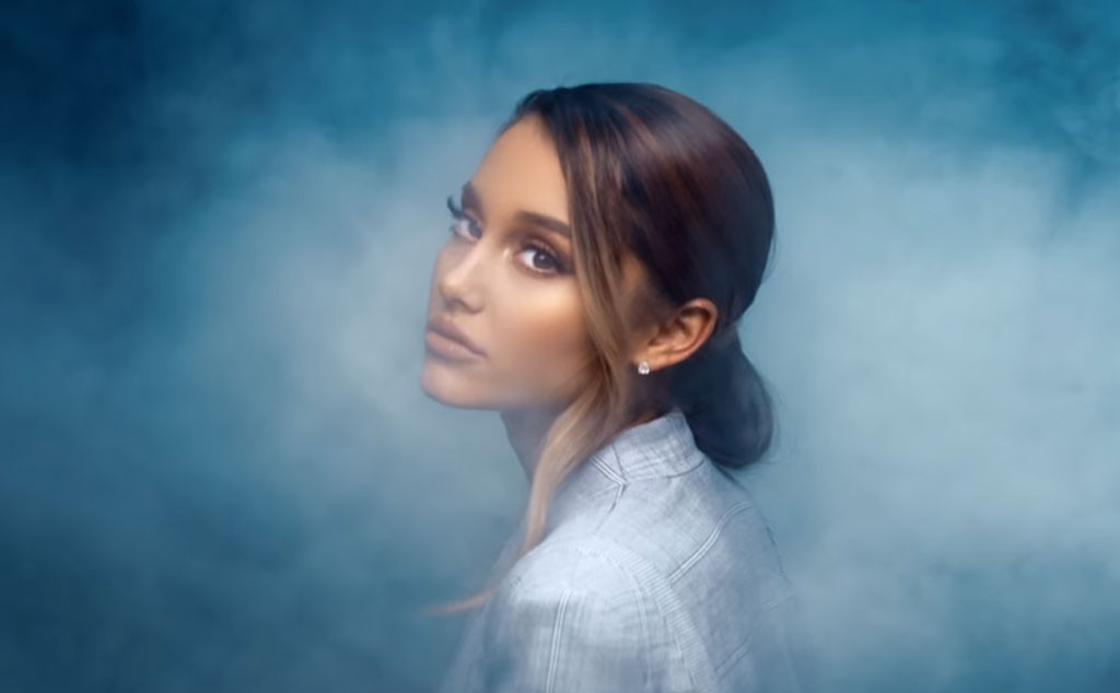 Image result for ariana grande breathin