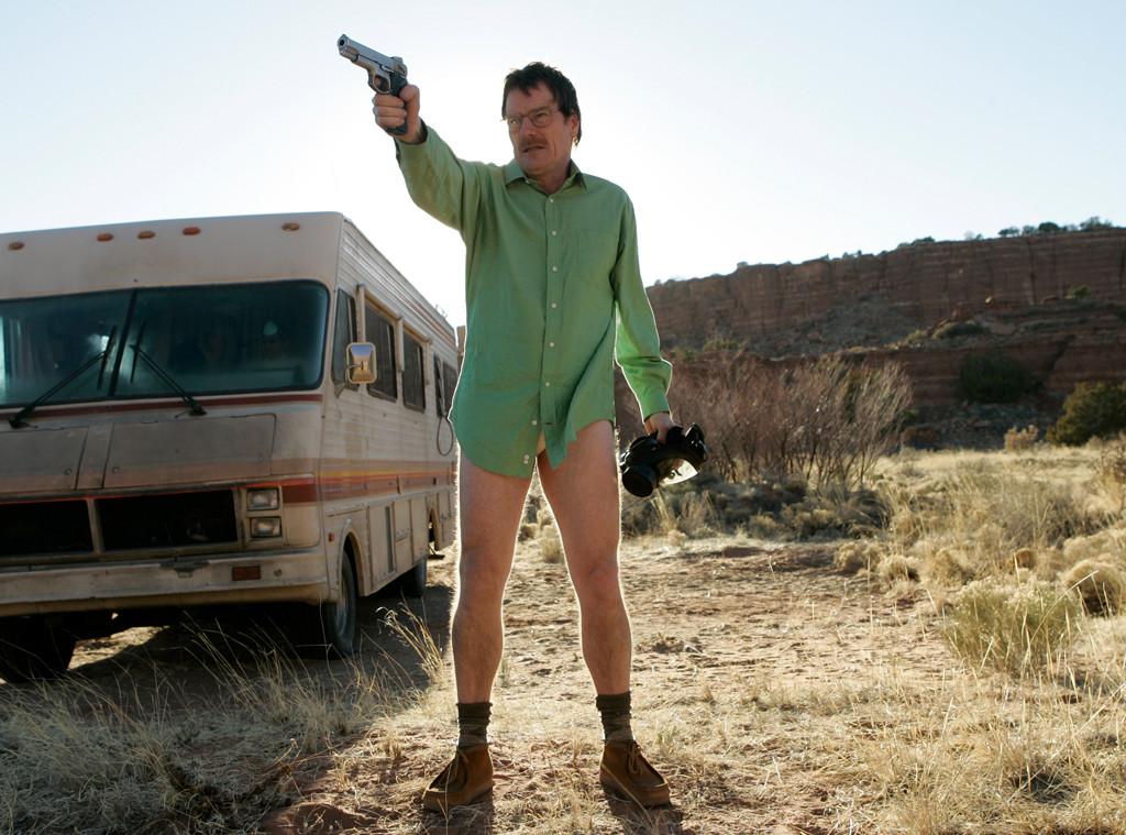 Bryan Cranston Reveals New Breaking Bad Movie Details