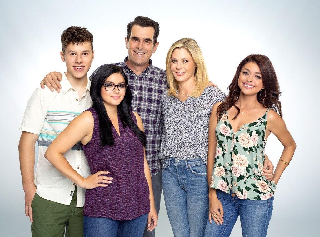 modern family ending after season 11 e! news Modern Family Intro