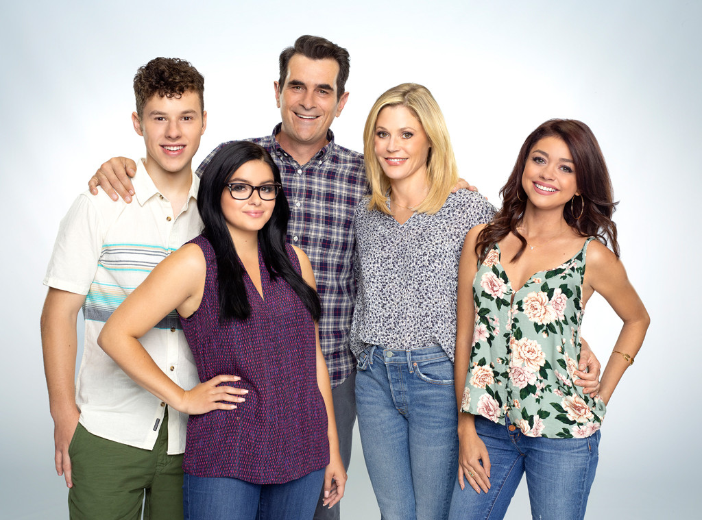 Burning Series Modern Family