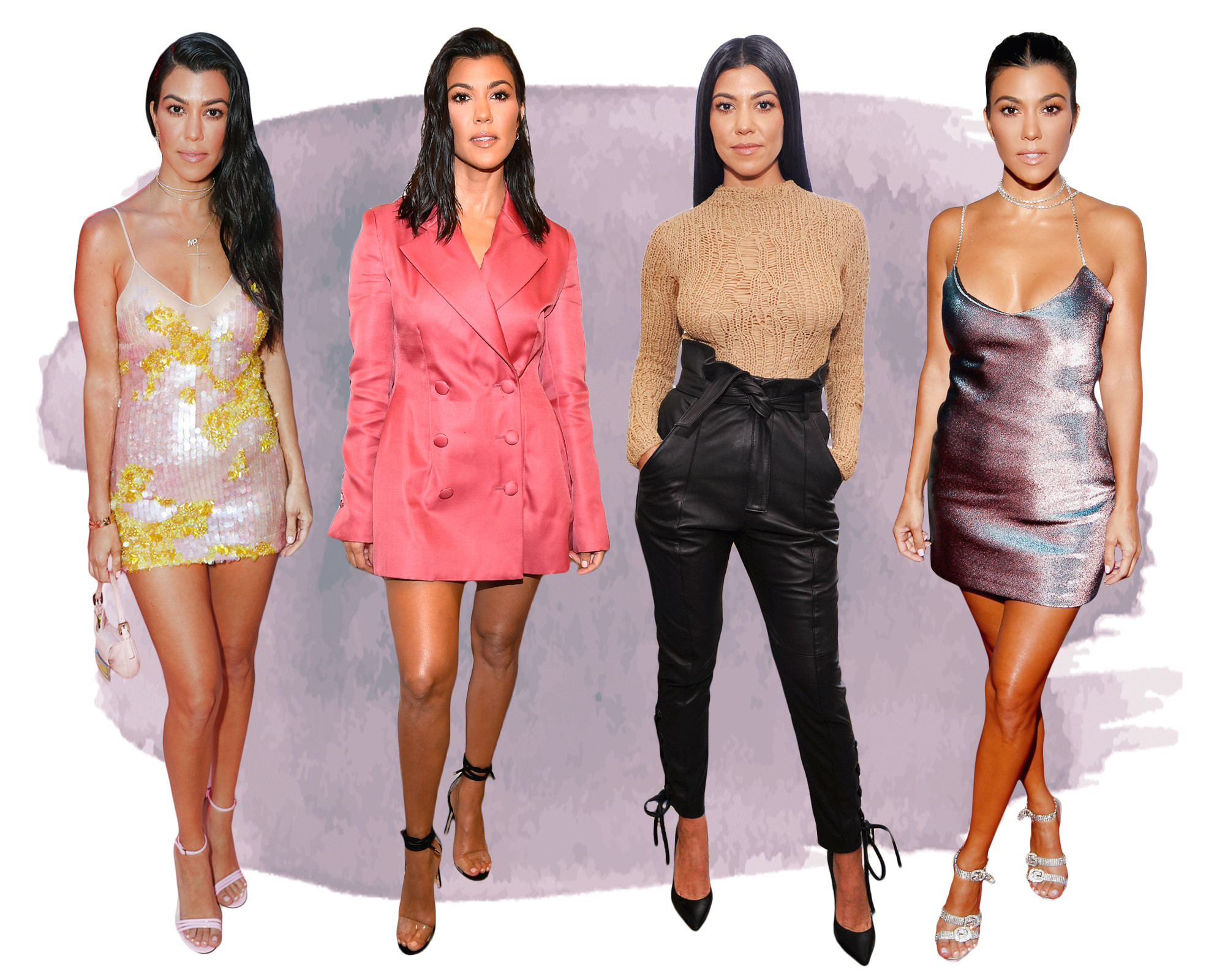 cefeae07370 Kourtney Kardashian Is on a Mission to Be the Sexiest Mom Alive