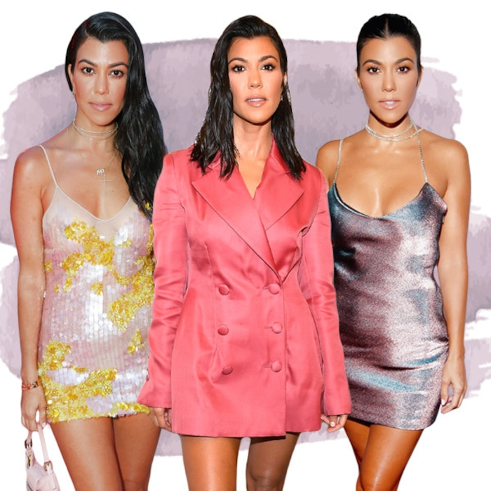930328ecb5d Kourtney Kardashian Is on a Mission to Be the Sexiest Mom Alive