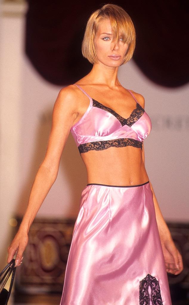 Angelika Kallio, Victorias Secret Fashion Show, 1995
