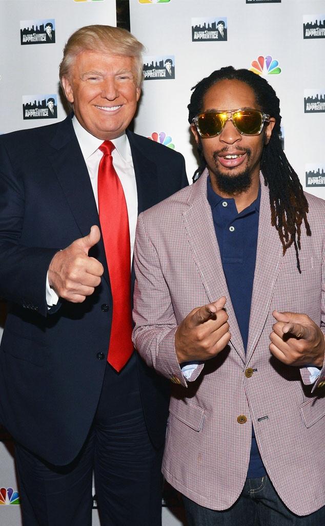 Donald Trump, Lil Jon