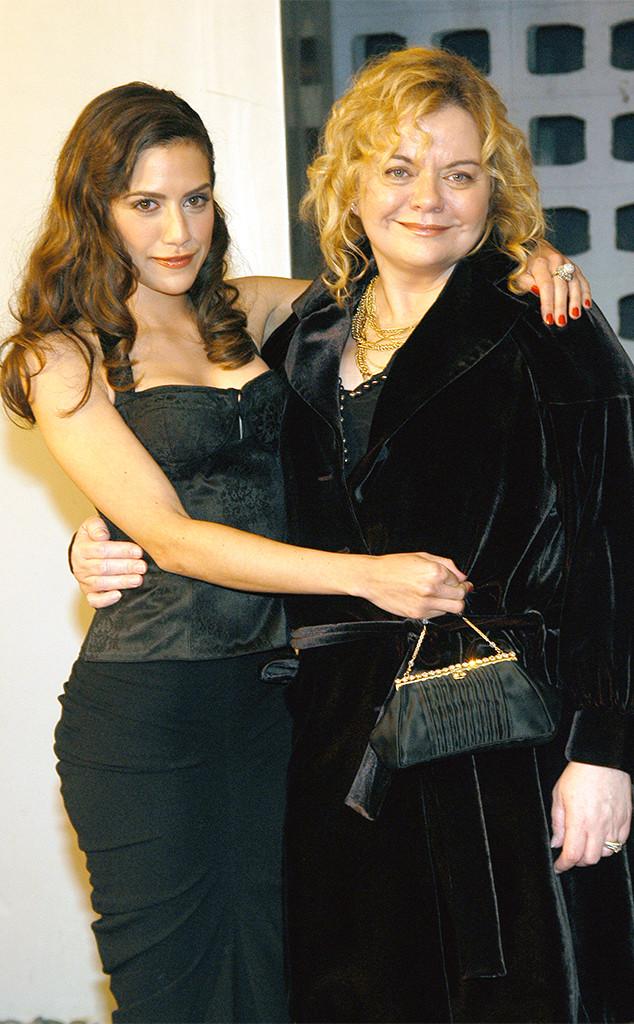 Brittany Murphy, Sharon Murphy