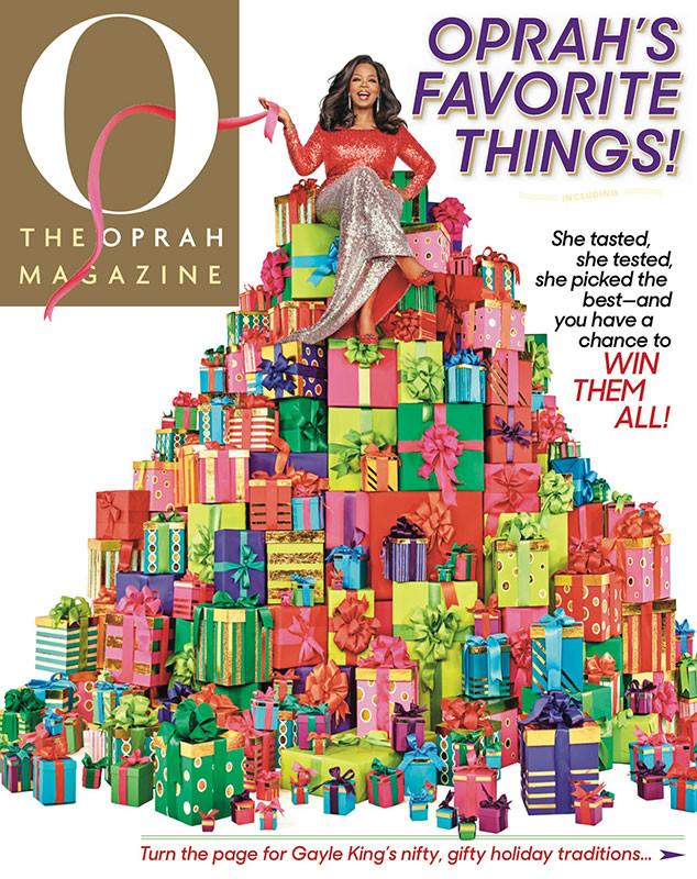 Oprah Winfrey, Oprah's Favorite Things 2018