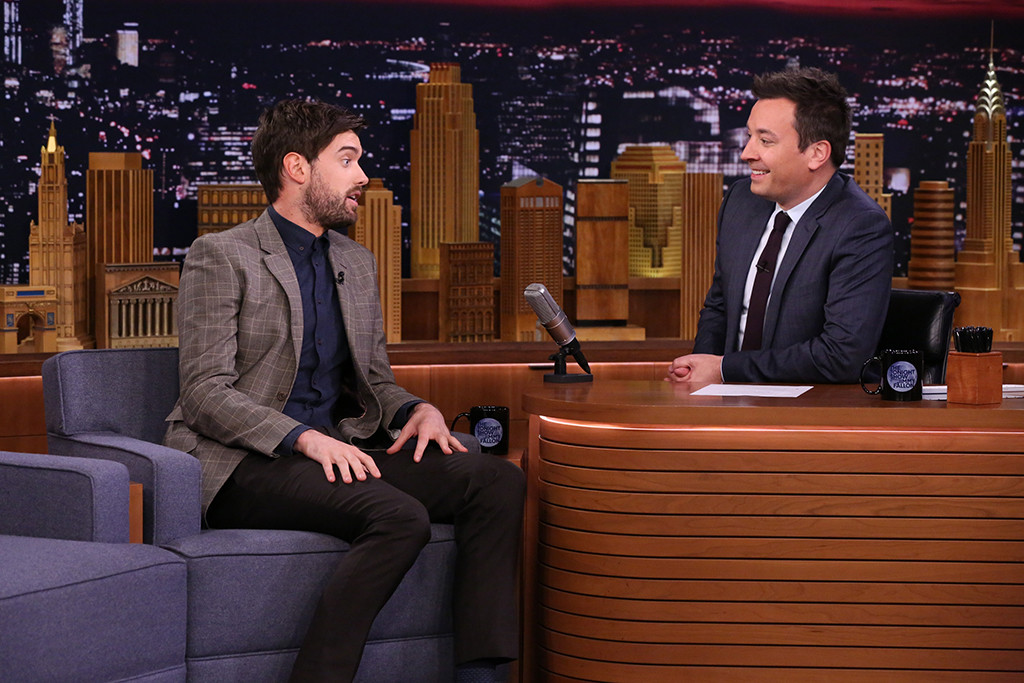 Jack Whitehall, The Tonight Show