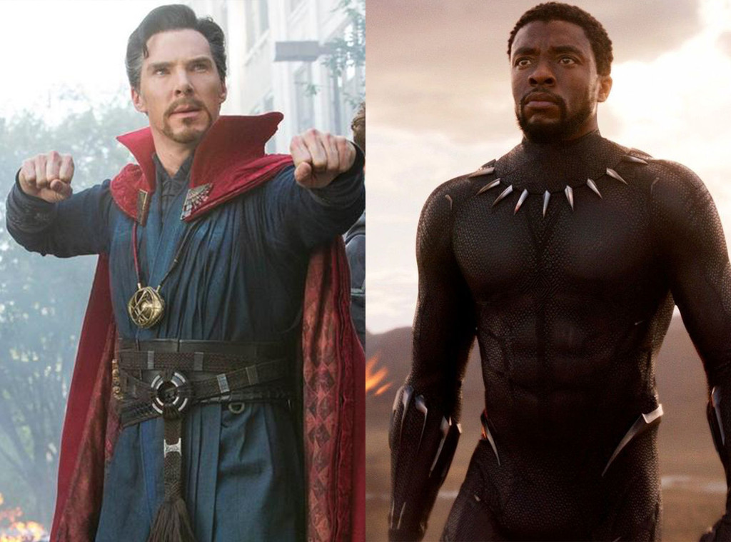 Avengers: Infinity War, Black Panther