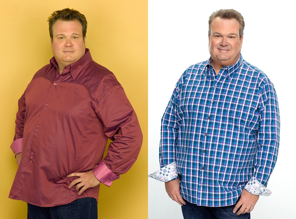 eric stonestreet as cam tucker from modern family then and now e news