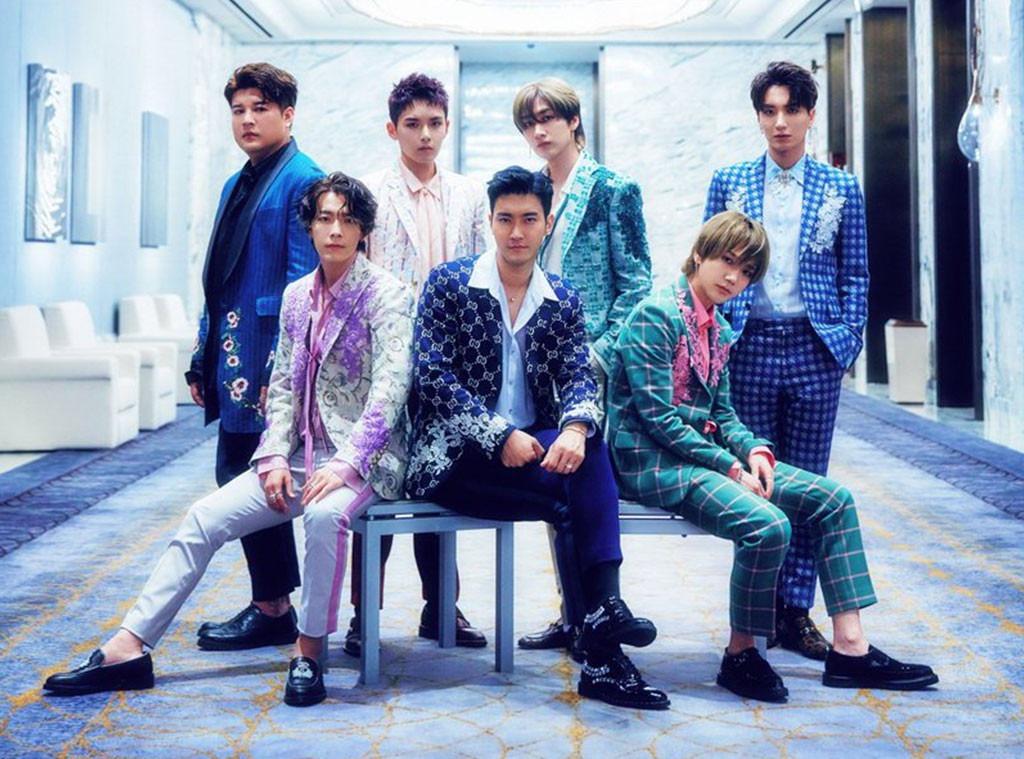 Super Junior SS7, Album Teaser