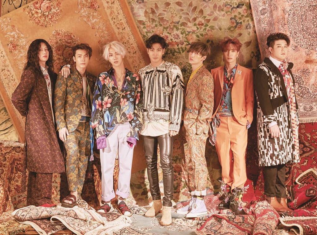 Super Junior, SS7