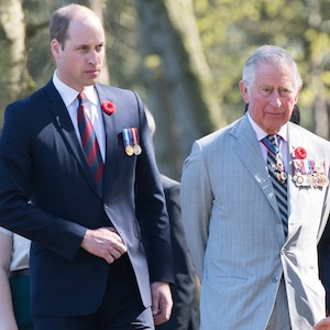 Prince William, Prince Charles