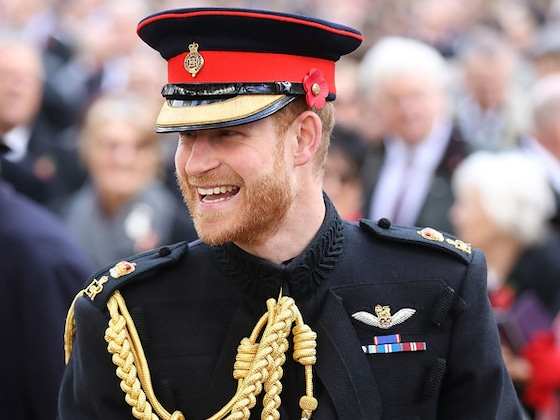 Prince Harry Continues Princess Diana's Legacy With a Powerful PSA