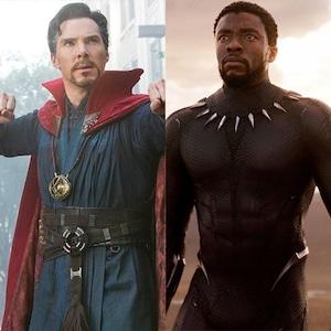 Avengers: Infinity War, Black Panther
