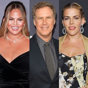 Chrissy Teigen, Will Ferrell, Busy Philipps