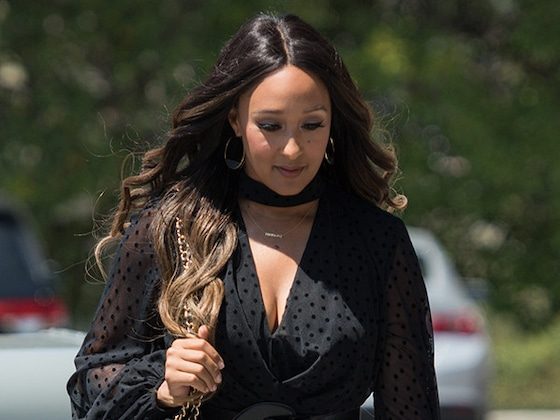 Tamera Mowry-Housley's Niece Laid to Rest 1 Week After Shooting