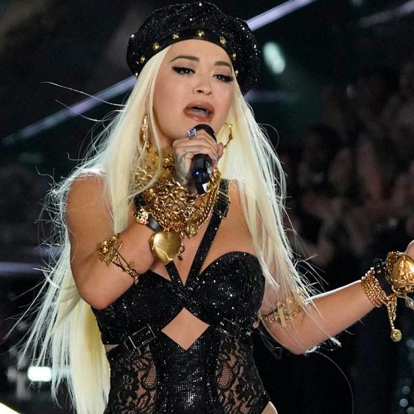 Rita Ora, 2018 Victorias Secret Fashion Show, Runway