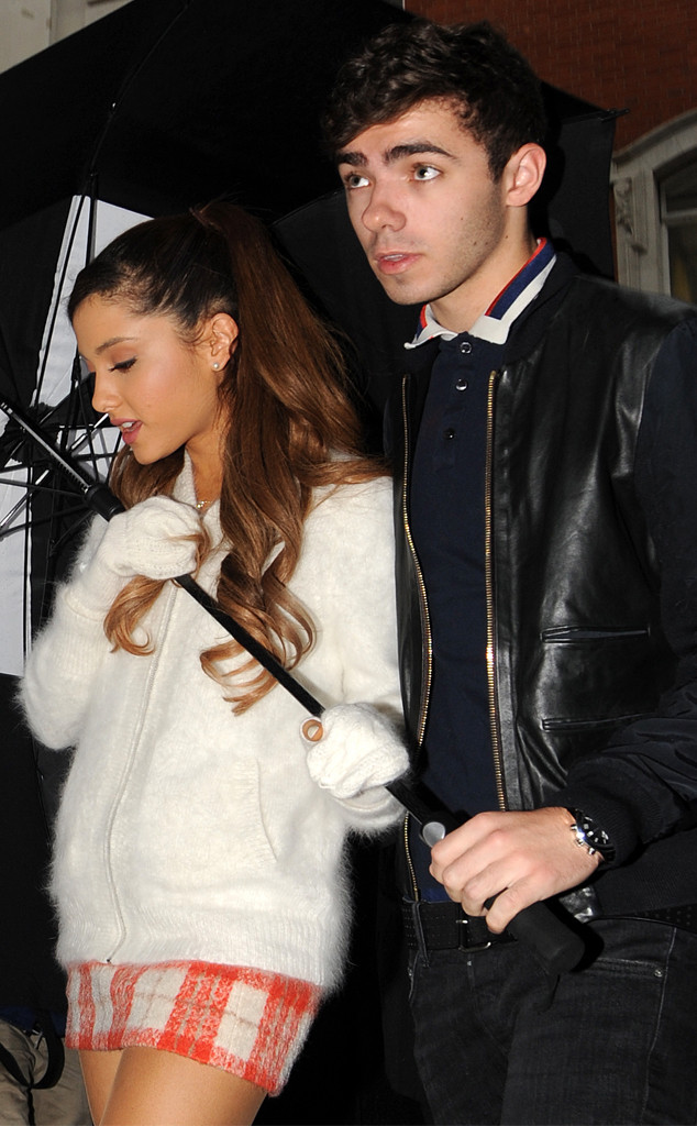 Nathan Sykes Biography Songs Girlfriend Ariana Grande