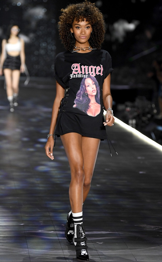 Lais Ribeiro from See All the Looks From the Victoria's