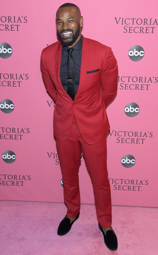 Tyson Beckford, 2018 Victorias Secret Fashion Show, Arrivals