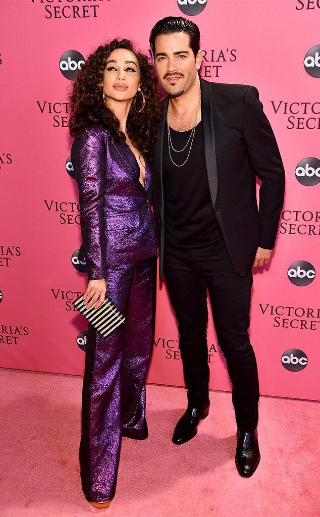 Jesse Metcalfe, Cara Santana, 2018 Victorias Secret Fashion Show, Arrivals